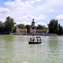 Parque El Retiro, Madrid, Spain