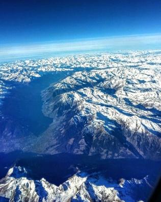 The Alpes - photo by Magda Kladou